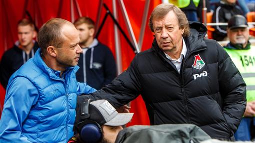 Дмитрий Парфенов и Юрий Семин