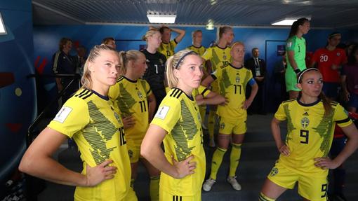 Женская сборная Швеции