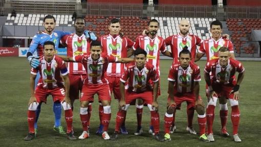 Футболисты «Реал Эстели»