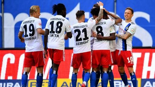 Игроки «Гамбурга»