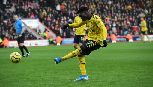 Букайо Сака — 18-летняя восходящая звезда «Арсенала»