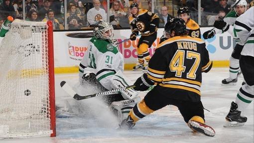 «Бостон» в атаке