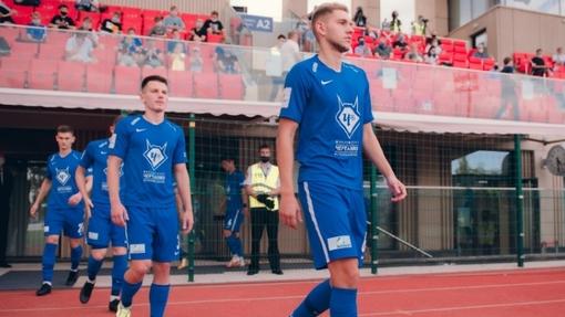 Футболисты команды «Чертаново»