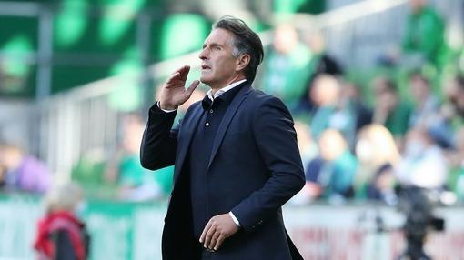 Бруно Лаббадиа — главный тренер «Герты»