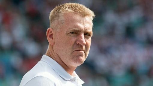 Дин Смит — главный тренер «Астон Виллы»