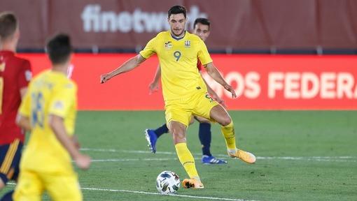 Роман Яремчук — нападающий «Гента» и сборной Украины