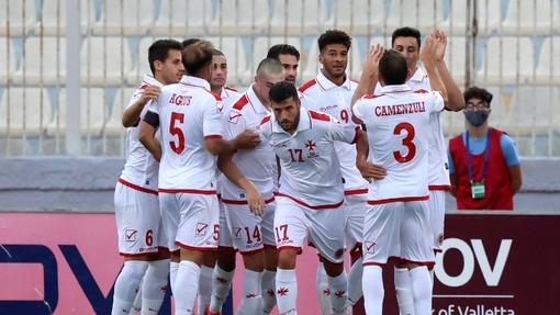 Футболисты сборной Мальты