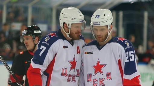 Иван Телегин и Михаил Григоренко