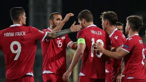 Игроки сборной Лихтенштейна