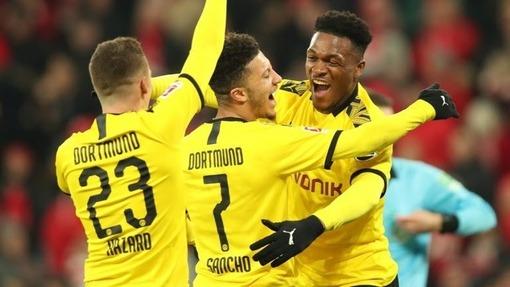 Игроки «Боруссии» Дортмунд