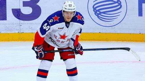 Никита Сошников (ЦСКА)