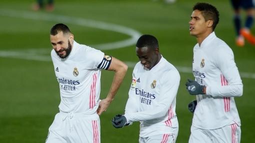 Футболисты мадридского «Реала»