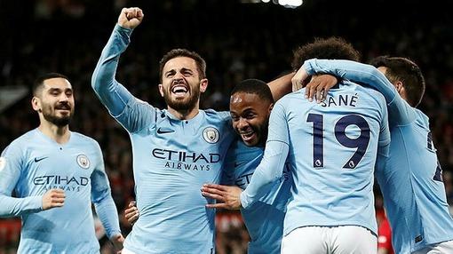 Игроки «Манчестер Сити»