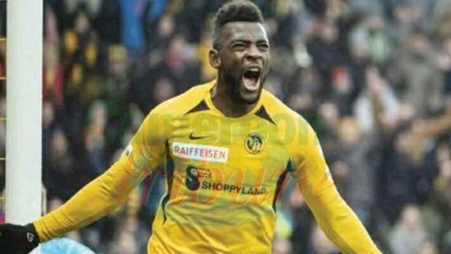 Жан-Пьер Нсаме («Янг Бойз») — 4 гола в Лиге Европы