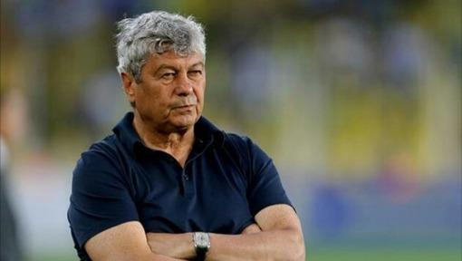 Мирча Луческу (главный тренер «Динамо» Киев)