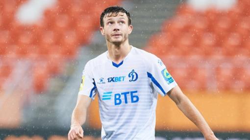 Даниил Лесовой («Динамо» Москва)