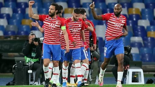 Футболисты «Гранады»