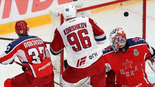 Гол Коршкова в ворота ЦСКА (17.03.2021)