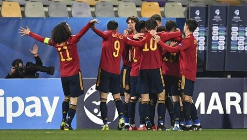 Испания (U21)