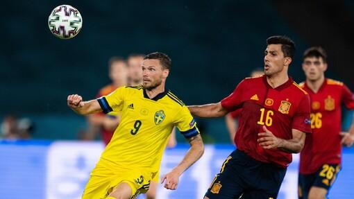 Испания — Швеция (0:0)